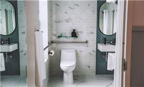 Premium Accessible Bathroom