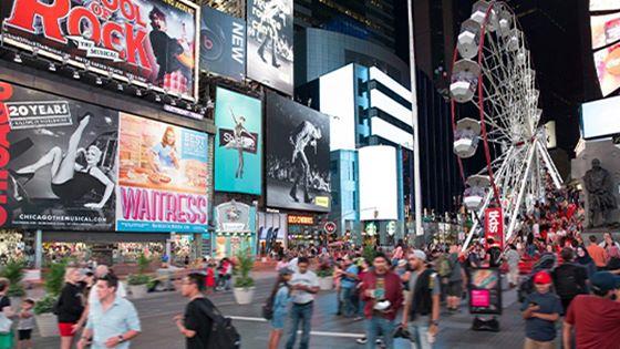 Times Square Wheel