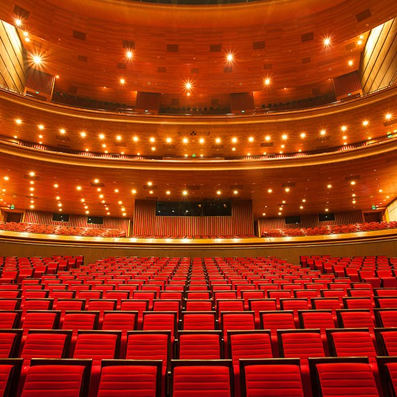 Radio City Music Hall at Newyork