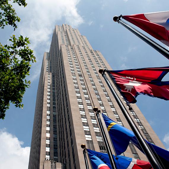 Rockefeller Center Newyork