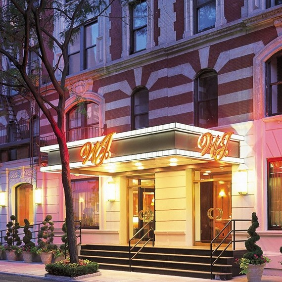 WJ Hotel Newyork