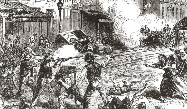 The Tenement Era