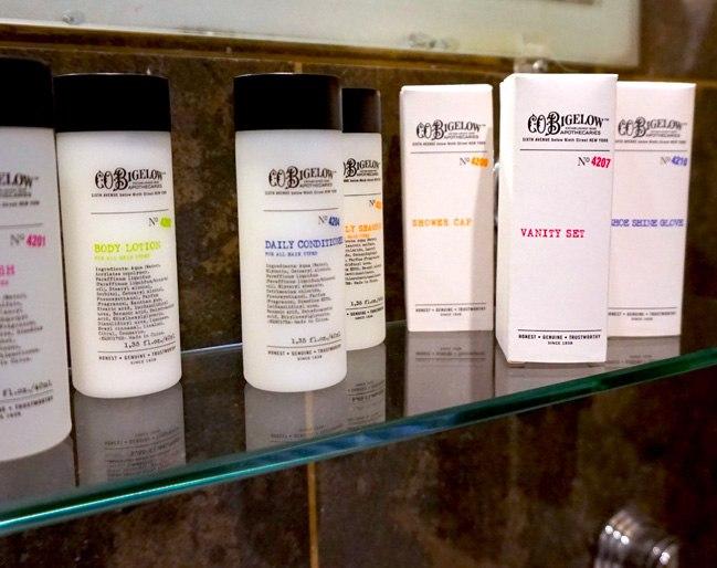 Wj Hotel Newyork Bath Amenities