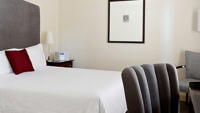Deluxe Queen WJ Hotel Newyork