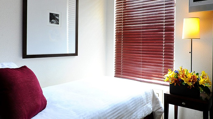 Petite Room at WJ Hotel Newyork
