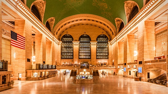 Midtown Manhattan & Grand Central Terminal Newyork